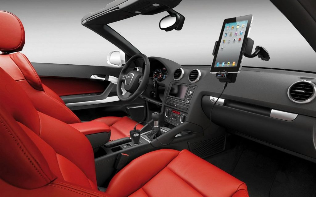 tablette voiture