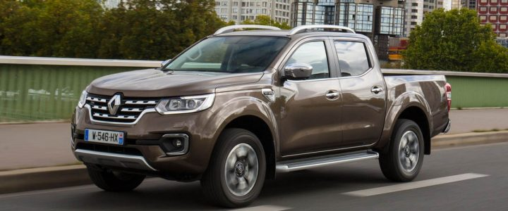 pick up renault alaskan